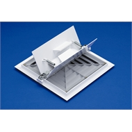 CSR Edmonds Ventilation White Whirly Mate Ceiling Grille
