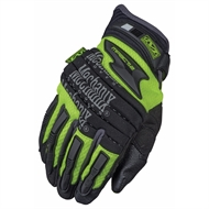 Mechanix Wear Hi-Viz M-Pact 2 Gloves - XX-Large