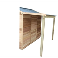 STILLA Lean-To Hollydean Shed Accessory