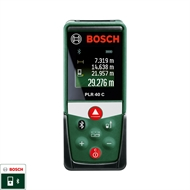 Bosch PLR 40 C 40m Laser Rangefinder With Bluetooth And Colour Display