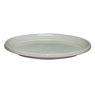 Northcote Pottery Stone 'Glazed Look' Round Saucer - 200mm