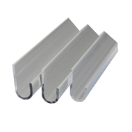 Metal Mate 23.8 x 12 x 1.5mm 3m Aluminium Gutter Mould