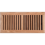 Accord 15 x 35cm Light Oak Floor Vent