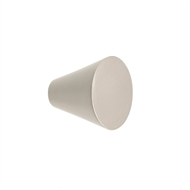 Prestige 25mm Brushed Nickel Conical Knob