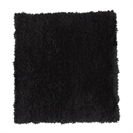 230 x 160 x 3.5cm Black Melody Time Rug
