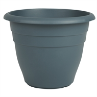 Northcote Pottery 600mm Green Villa Round Plastic Pot