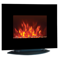 Euromatic Eco Fireplace Heater