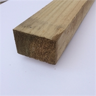 STS Timber Wholesale 72 x 47mm 5.4m Rough Sawn KD Treated Pine