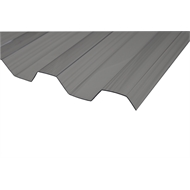Suntuf 1.8m Clear Greca Polycarbonate Roof Sheet