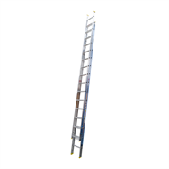 Bailey 5.1 - 9.1m 150kg Pro 16 Aluminium Extension Ladder