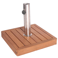 Mimosa 20kg Timber Umbrella Base