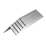 Metal Mate 25 x 25 x 3mm 1m Aluminium Equal Angle