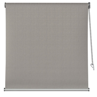 Markisol 120 x 240cm Hilton Blockout Indoor Roller Blind - Quartz