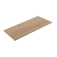 Flexi Storage 900 x 350 x 16mm Oak Shelf
