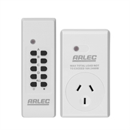 Arlec Remote Controlled Power Outlet