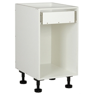 Kaboodle 450mm 1 Door / 1 Drawer Base Cabinet