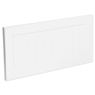 Kaboodle 600mm Country 1 Drawer Panel - Vanilla Essence
