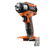 AEG 18V Brushless 3-Speed Impact Driver - Skin Only
