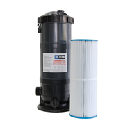 Hy-Clor Poseidon 75² Foot Pool Cartridge Filter