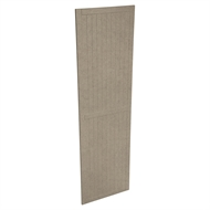Kaboodle 600mm Raw Board Country Pantry Door