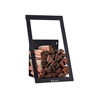 Scandia Angled Wall Firewood Storage Unit