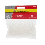 DTA 3mm Tile Cross Spacers - 30,000 pieces
