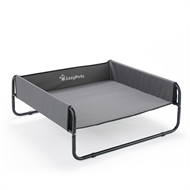 LazyPets 850 x 330 x 850mm Padded Pet Bed With High Sides