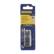 Irwin 50mm Ph3 Impact Screwdriver Bit - 2 Pack