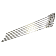 Matador Premium Stainless Steel Skewer - 6 Pack