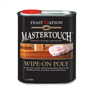 Feast Watson 1L Satin Wipe On Poly