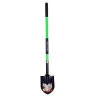 Spear & Jackson PRO Plumbers Shovel with Fibreglass Handle