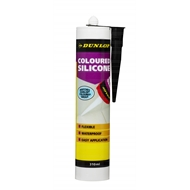 Dunlop 310ml Coloured Silicone - Charred Ash