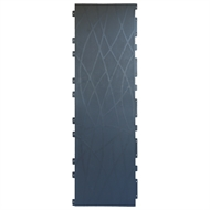 Matrix 1820 x 535mm Slate Grey Arches Screen Panel