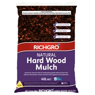 Richgro 40L Hard Wood Mulch