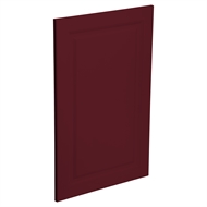 Kaboodle 450mm Seduction Red Heritage Cabinet Door