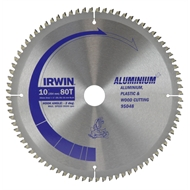 Irwin 254mm 80T Circular Saw Blade