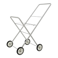 Sunfresh Folding Laundry Trolley