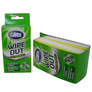 Glitz Wipe Out Pad - 2 Pack