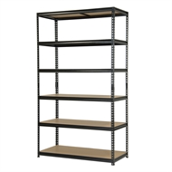 Pinnacle 2090 x 1200 x 540mm 6 Tier Adjustable Shelving Unit