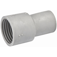 Vinidex 34 x 25mm Grey Water Diverter Cuff
