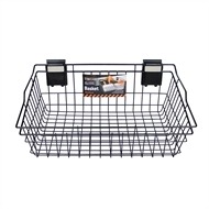 StorEase 30cm x 46cm Garage Wall Storage Basket