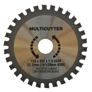 Craftmaster 125mm Multicutter Blade