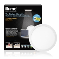 Illume 270mm Round Skylight Alternative