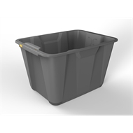 Ezy Storage 70L Flexi Heavy Duty Storage Tub