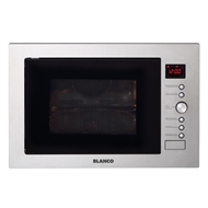 Blanco Fully Built In Stainless Steel Microwave