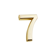 Sandleford 35mm 7 Gold Self Adhesive Harbour Numeral