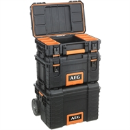 AEG Quickstack 3 Piece Modular Storage Kit