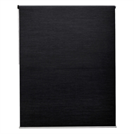 Windoware 150 x 210cm Glamour Blockout Roller Blind - Black