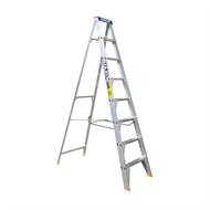 Bailey 2.4m 150kg Professional Single Sided Step Ladder