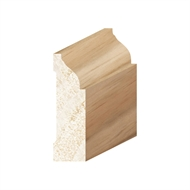Porta 42 x 12mm 2.4m Tasmanian Oak Moulding Door Stop